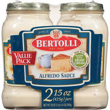 Bertolli Light Alfredo Sauce Bertolli Alfredo Pasta Sauce Twin Pack 15oz In 2019
