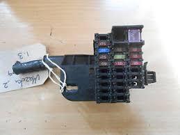 mazda 2 de 2009 1 3 16v (zj) interior under dash dashboard fuse box mazda 2 2009 fuse box diagram image is loading mazda 2 de 2009 1 3 16v zj