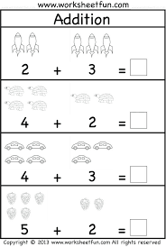 kindergarten math worksheets addition and subtraction – bossmumma.club