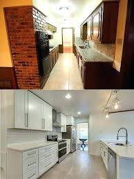 open galley kitchen remodel ideas remodel galley kitchen kitchen various galley kitchen remodel before and after