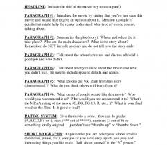 My Favourite Story Essay My Favorite Movie Sample Essay Example Favourite Film Review