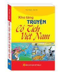 Kho tàng truyên cổ tích Việt Nam (bìa mềm), Kho tàng truyên cổ tích Việt Nam  , truyện hay, cổ tích việt nam, truyện thiếu nhi