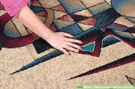 cleaning wool rugs yourself best way to clean a rug yourself image titled clean a carpet