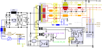nihonjin シワクマムsivakumar s blog smps simplified circuit diagram of a typical pc power supply unit psu