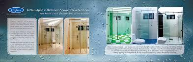 Bathroom Partition Walls Shower Glass Partition Bathroom Glass Partiiton
