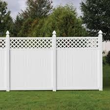 pvc privacy fences installation uk house garden fences design