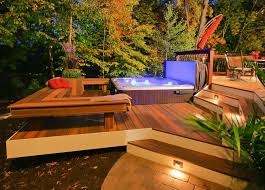 Backyard Decking Designs Custom Deck Builders Tell Us About The Best Materials To Use For Your