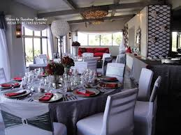 red and silver table decorations. Red And Silver Table Decorations For Top Striking D