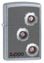 <b>Зажигалка ZIPPO</b> 28870 <b>Bullet</b> Holes