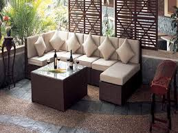 furniture for a small space. Patio Furniture For Small Spaces Fancy Space Interesting A