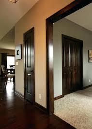 white door with wood trim wonderful interior wood molding dark interior wood molding profiles white french white door with wood trim