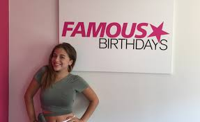 Most Popular Birthdays Chart How Famous Birthdays Uses 500 000 Daily Searches To Build A