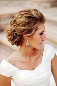 Mládež Svatební účesy Pro Matku Nevěsty Střední Vlasy