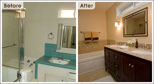 bathroom remodel houston. Bathroom Remodel Before-and-after By Houston Pros E