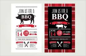 barbecue invitation template free 40 bbq invitation templates outdoor games pinterest
