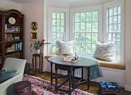Victorian Family Room by Kathy Corbet Interiors