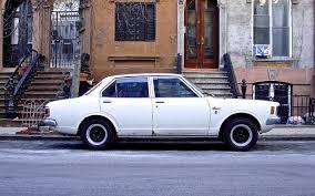 THE STREET PEEP: 1972 Toyota Corona Deluxe Sedan