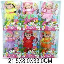 """<b>Кукла Shantou Gepai</b> """"Цветочная полянка"""" 27 см в ассортименте ..."""