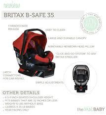 britax b safe 35