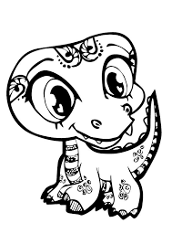 Small Picture Top 25 Littlest Pet Shop Coloring Pages Your Toddler Will Love