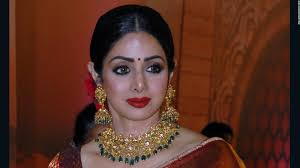 bollywood s sridevi s at the age of 54