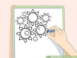 4 Ways To Decorate Your School Binder Wikihow