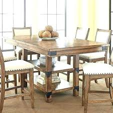 dining room tables with leaf counter height dining set with leaf best counter height dining table