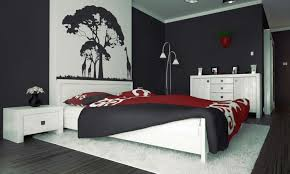 Small Picture Download Bedroom Paint Ideas Black And White gen4congresscom
