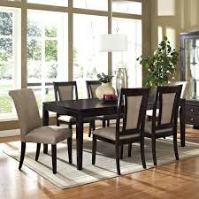 Low Back Dining Room Chairs Espresso Dining Room Table Color Cheap Set Modern Formal Sets Pece