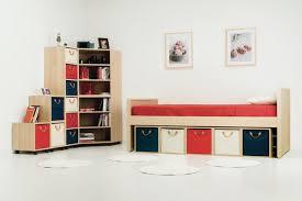 Kids Storage Bed Ideas Home Interior Design