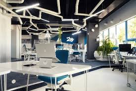 home office design quirky. Quirky Spaceship As Game Studio Office By Ezzo Design 1 Home
