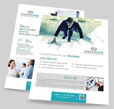 Business Flyer Templates Free Printable Free Printable Advertising Flyer Templates Free Company Brochure