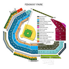 Simpdorletalk Fenway Park Concert Seating Chart