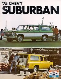 1975 Chevy/GMC Suburban   Chevrolet Full Size Cars & Trucks ...