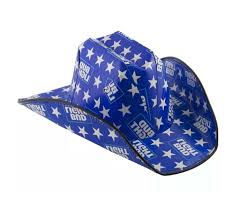 Bud Light Box Cowboy Hat Upc 797642585575 Bud Light Cowboy Hat Adult Mens Made From
