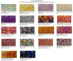 Adirondack Alcohol Ink Colour Chart Very Useful Alcohol Inks Guide For Jewelry Making The