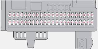 volvo b7r fuse box diagram volvo wiring diagrams