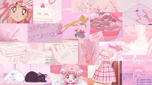 Pastel Pink Anime Background (Page 1 ...