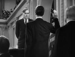 in mr smith goes to washington frank capra stood up for a simple  or when he s accused by the d c press corps of being a paid stooge for boss taylor