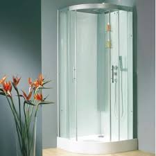 shower cubicles self contained. Kinedo Horizon Self-Contained Quadrant Slider Shower Cubicle Cubicles Self Contained