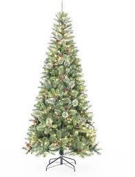 St. Nicholas Square 7-ft. Pre-Lit Christmas Tree  $91.99