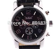high quality nice watch brands promotion shop for high quality brand new mens deluxe automatic mechanical leather 6 hands wrist watch day week display nice gift whole price a516