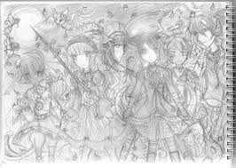 Manga Ideas My Manga Idea By Tala Grey On Deviantart