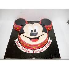 mickey mouse cake 2d cbs03 in bangalore