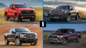 Pickup Truck Comparison F 150 Silverado And Ram Versus Japan