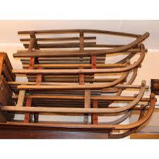 antique wooden sled vintage wooden sledge d antique wooden sled value antique wooden sled