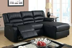 leather couch with recliners black bonded leather sectional sofa with single recliner leather sectional recliner sleeper