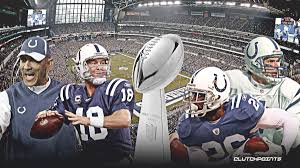 It is part of the indianapolis colts uniform bundle. 5 Greatest Moments In Indianapolis Colts History Ranked
