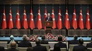 Kabine toplantısı ne zaman, saat kaçta? Cumhurbaşkanı Erdoğan'dan kritik ' Kabine' açıklaması!