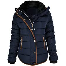 Fashion Thirsty Women's Quilted Hooded Winter Puffer Coat at ... & Fashion Thirsty Women's Quilted Hooded Winter Puffer Coat at Amazon Women's  Coats Shop Adamdwight.com